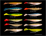 Fish Field Thumper Tail Swimbaits